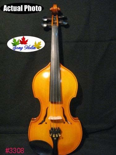 Baroque style outdoor concert solo 44 violin,perfect sound #3308