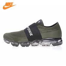 NIKE AIR VAPORMAX FLYKNIT MOC Men's Running Shoes, Outdoor Sneakers Shoes,Army Green,breathable Wearable 883275 300