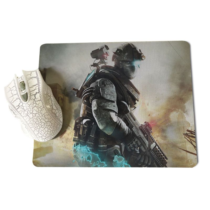MaiYaCa Ghost Recon Future Soldier mouse pad gamer play mats Size for 7.08*8.65inch and 9.83*11.4inch Gaming Mousepads