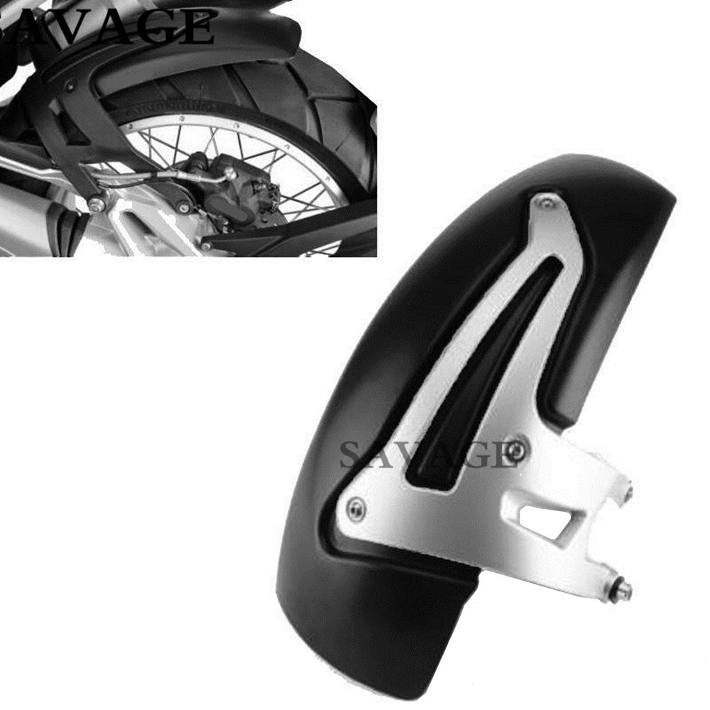NEW Rear Hugger Fender Mudguard Mudflap Mud Flap Splash Guard For BMW R1200 GS LC 2013 R1200 GS LC Adv. 2014 fit for jeep wrangler jk 2007 2015 mudflaps mud flap splash guard mudguards front rear fender accessories