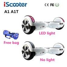 UL2272 Hoverboards Salf Equilibrio Eléctrico Hover Bordo x-mas Regalo 6.5 pulgadas Monopatín Scooter Eléctrico HoverBoard Bluetooth