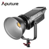 Aputure LS C300d COB light 300W output 5500K color temperature TLCI 96+professional shooting filming light V mount