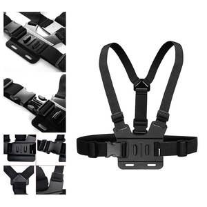 Chest Strap mount belt for Gopro hero 7 6 5 Xiaomi yi 4 K Action camera Chest Mount