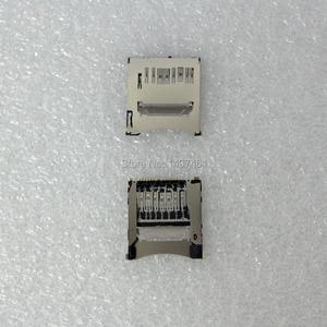 Image 2 - 5 adet SD hafıza kartı yuvası tutucu tamir parçaları Canon EOS 70D 80D 5D mark IV 5D4 SLR