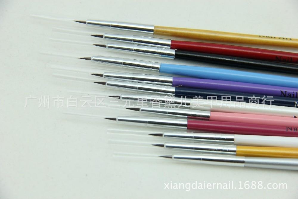 ⊹12 unids/set profesionales Tools uñas NEZI - 12 unids NAIL ART ...