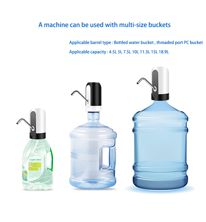 Automatic Water Dispenser 8