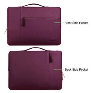 Image 5 - Mosiso 11 12 13 14 15 인치 노트북 가방 남성용 여성용 노트북 슬리브 케이스 2018 new macbook pro 13.3 15.6 컴퓨터 바