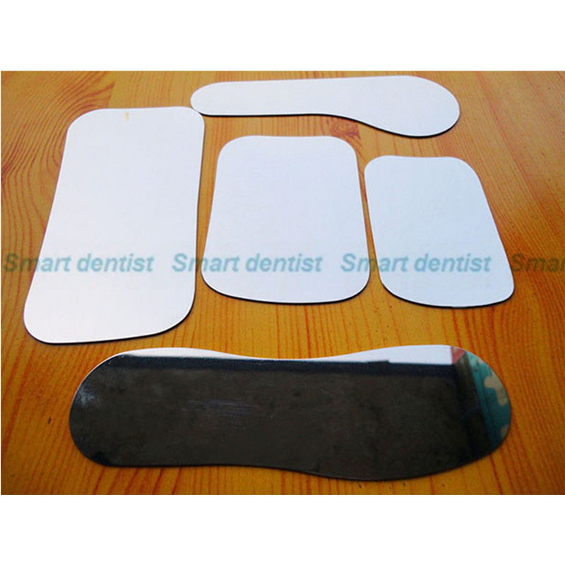 ФОТО 2016 5pcs Stainless Steel Orthodontic Intra-Oral Reflector Dental Photography Mirrors