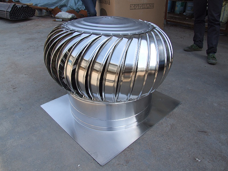600 No Natural Ventilation Hood Roof Ventilation Turbine