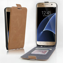 Flip Case for Samsung Galaxy S8 S7 S6 Edge S5 A3 A5 2017 J7 J1 X Case Luxury PU Leather Soft TPU Silicone Cover With Card Pocket