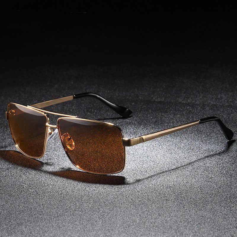 726b292b3a6 Polarized Steampunk Goggles Men Carter Sunglasses Hot Rays Luxury Brand  Male Sun Glasses Driver Lunette Eyewear