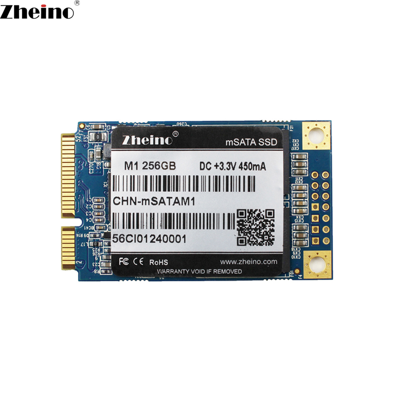 Zheino MINI SATA M1 mSATA3 256GB SSD SATA3 Internal Solid State Drive 2D MLC Flash Storage Devices Hard Drive For Laptop MINI PC new msata ssd solid state hard drive 32g mini pci e ssd hard drive