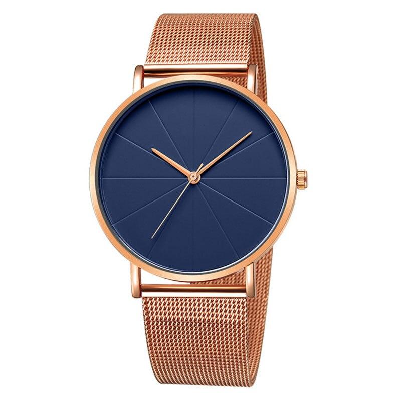 New Brand Design Line Luxury Women Watch Business High Quali