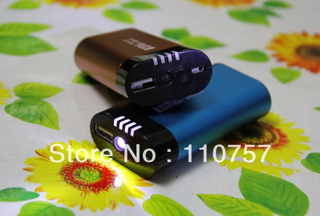 New arrival 5200mAh mobile power bank portable mini charger for mobile phone