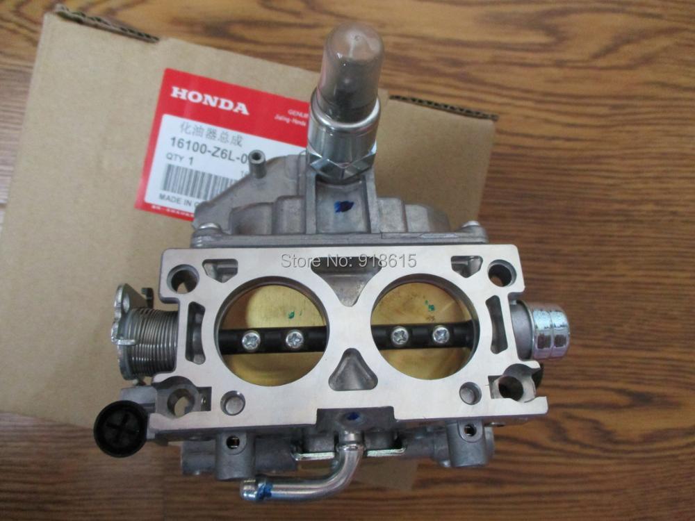 GX690 CARBURETOR CARB FOR HONDA 16100-Z6L-023 geniune GASOLINE ENGINE PARTS стоимость