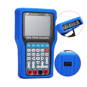 Image 5 - New Handheld Oscilloscope 1/2 Channels 250/500 MSa/s 50/70/80MHz 8bits Oscilloscope JDS3072E Jinhan JDS3082A JDS3051A