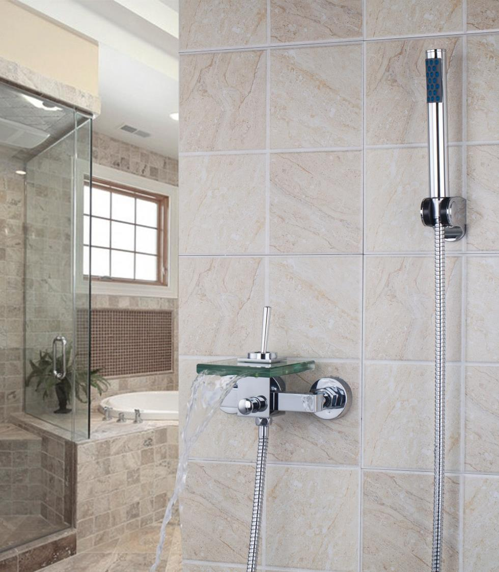Glass For Bathroom Popular Glass Shower Bathroom Buy Cheap Glass Shower Bathroom Lots