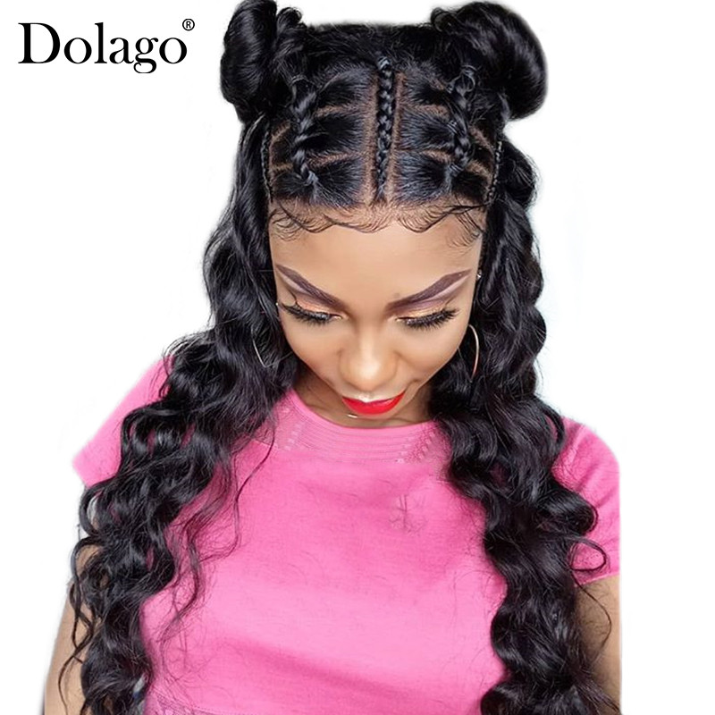 Loose Wave Lace Frontal Closure Wavy Human Hair Closure Brazilian Remy Hair 13x4 Lace Frontals With