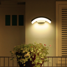 (free shipping) led wall light outdoor landscape lighting garden villa down wall sconce WCS-OWL104 free shipping outdoor lighting vintage outdoor wall lamps garden light bedroom wall lighting aisle wall sconce outdoor lamp