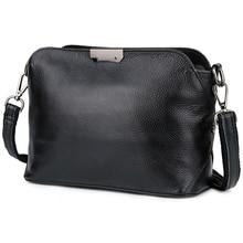 New Arrivals Genuine Leather Feminine Handbags Brand Designer Large Capacity Messenger Bag Bolsas Feminina 2020 Hot Womens Bags