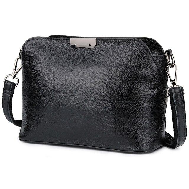 Os recém chegados bolsas femininas de couro genuíno designer marca grande capacidade saco do mensageiro bolsas femininas 2020 bolsas femininas quentes