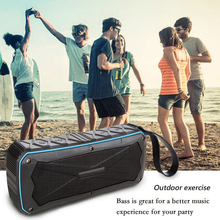 S610 Bluetooth Speaker Waterproof Portable 4500mAh Dual 8W Output Power Bank Stereo Music Loudspeaker Wireless Speaker bluetooth speaker nillkin 2 in 1 phone charger power bank music box speaker portable multi color led light lamp outdoor bedroom