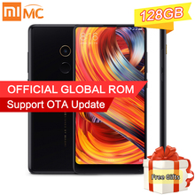 """Original Xiaomi Mi Mix 2 Smartphone 6 GB 128 GB Snapdragon 835 Octa-core 5,99 """"2160×1080 P FHD Keramik Körper Globale FDD LTE 4G Bands"""