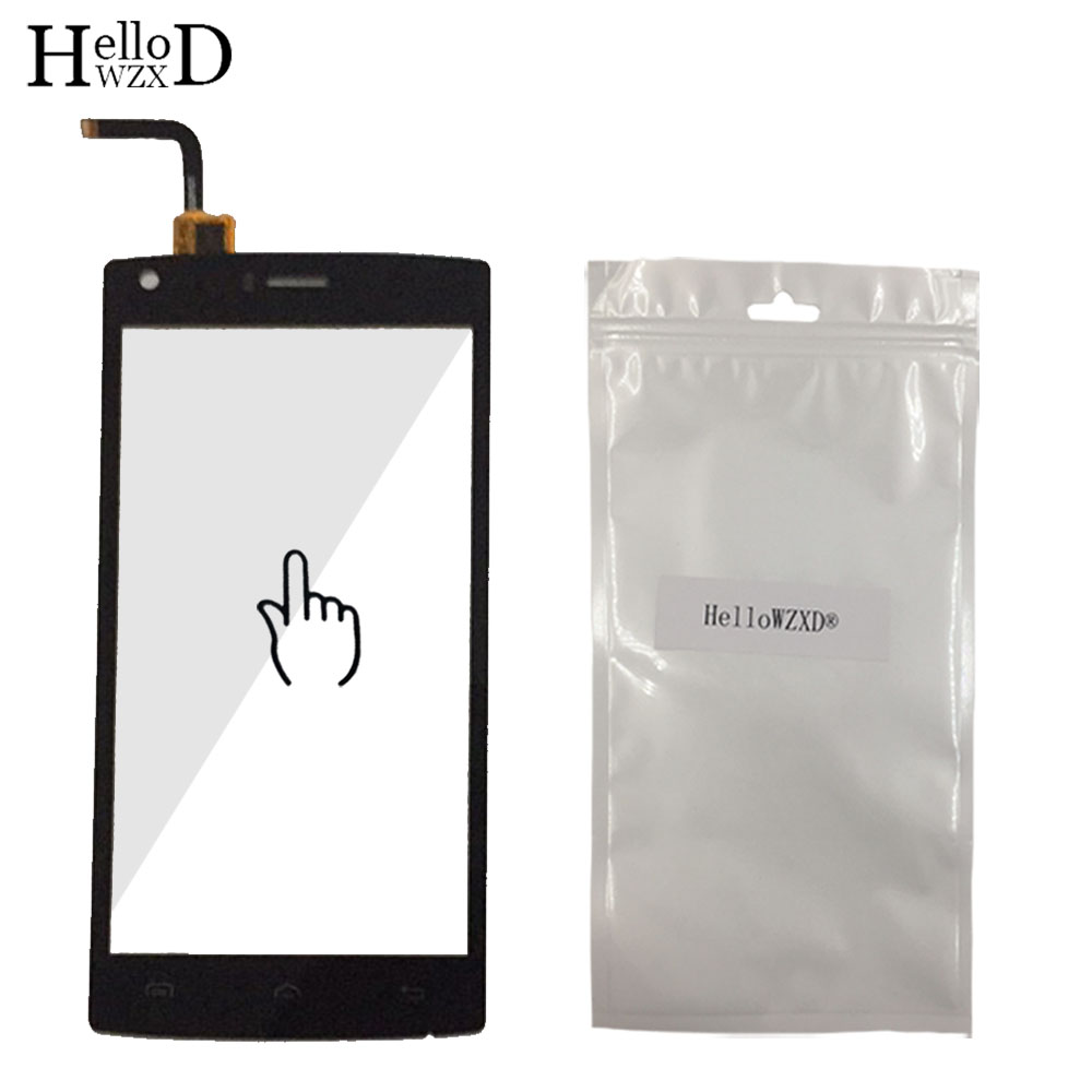 Image 5 - 5.0inch For Doogee X5 Max  X5 Max Pro Digitizer Panel Touch Screen Glass Touchscreen Front Glass Lens Sensor Adhesive Gift-in Mobile Phone Touch Panel from Cellphones & Telecommunications