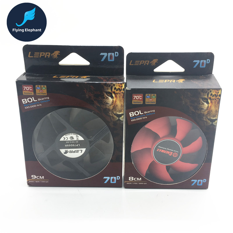 80mm 90mm Computer Mini Cooling Fan 12V 0.2A 2.4W PC CPU Cooler Cooling Fan 1 piece gdstime 3pin dc fan 80mm 80x80x10mm 8cm 12v pc computer cpu cooler cooling fan 3 wire fg 8010 mute cooler high quality