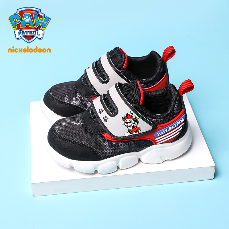 PAW PATROL Children Casual Shoes For Kids Baby Sport Shoes Spring Non-Slip Breathable Girls Boys Soft Bottom Sneakers Size 21-30