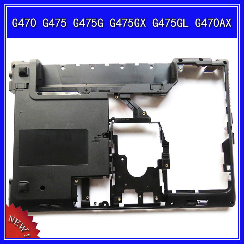 Laptop Bottom base cover Lower cover For <font><b>lenovo</b></font> G475 <font><b>G470</b></font> G470AX G475GX G475GL D shell 5/6 Port(HDMI) image