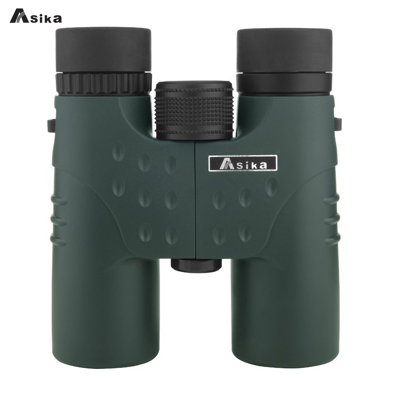 Asika Military HD 12x32 Binoculars Professional Hunting Telescope Zoom High Quality Vision Eyepiece Powerful Compact waterproof 2018 new borwolf 8x36 binoculars high magnification hd professional zoom high clear telescope military night vision