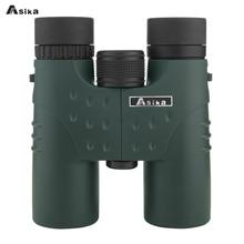 Asika Military HD 12x32 Binoculars Professional Hunting Telescope Zoom High Quality Vision Eyepiece Powerful Compact waterproof все цены