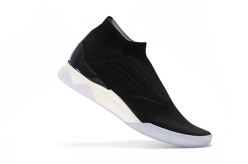 Best Seller Mens ZUSA Predator Tango 18+ FG Football Boots Outdoor Cheap Soccer Cleats Shoes Free shipping
