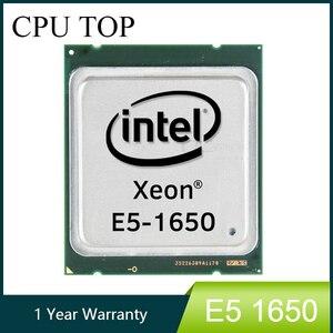 Image 1 - Intel Xeon E5 1650 SR0KZ 3.2GHz 6 Core 12Mb Cache Socket 2011 CPU Processor