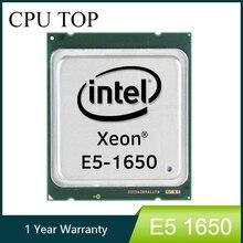 Intel Xeon E5 1650 SR0KZ 3.2GHz 6 çekirdekli 12Mb önbellek soket 2011 CPU İşlemci