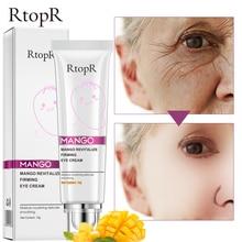 Mango Anti Winkles Eye Cream Skin Care Anti-Puffiness Dark C