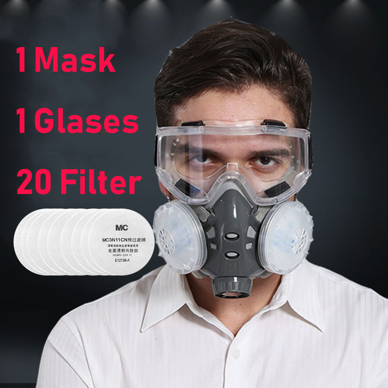 US $7 2 40% OFF|KN95 Dust mask Industrial anti particles dust grinding coal  miners Formaldehyde Mask-in Masks from Beauty & Health on AliExpress