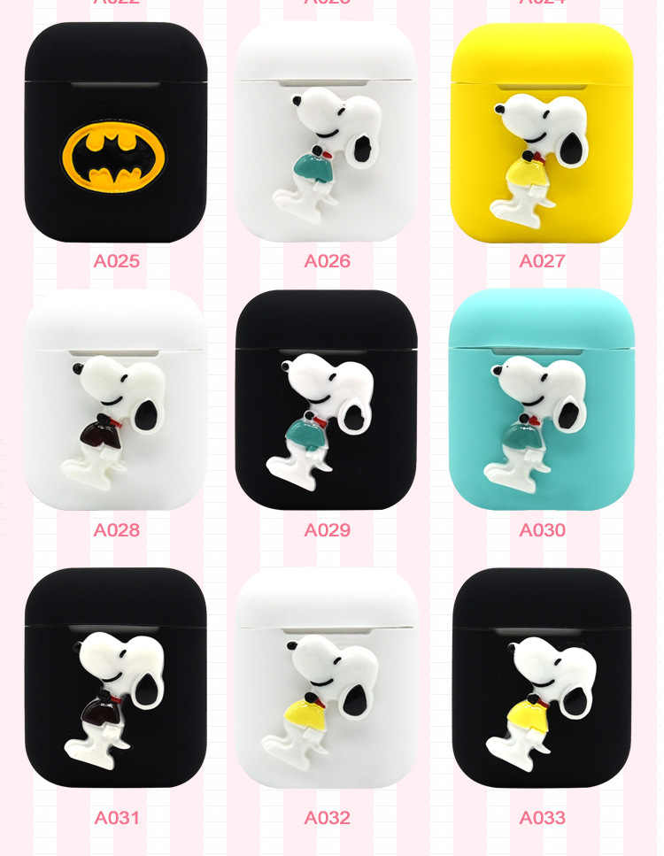 For airpods wireless earbuds  headset 5.0 touch protective case for 10 12 tws 14 16 18 20 30 60 80 88 tws i30