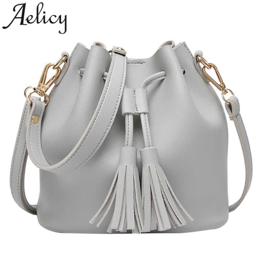 Shoulder Bags Aelicy Women Floral Bucket Casual Shoulder Bag Spanish Beach Bags Women String Shopping Handbags Lace Cossbody Bags For Women