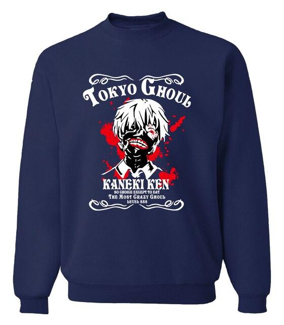 Tokyo Ghoul Figure Sweatshirt