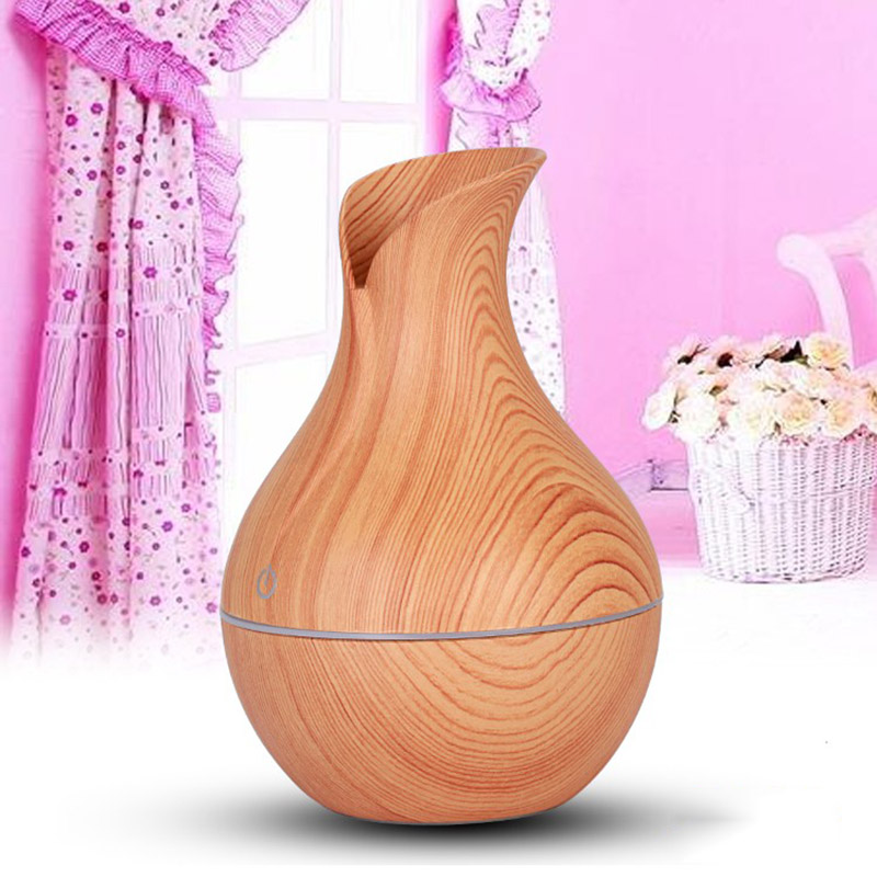 Fashion Fragrance Air Humidifier Mute Essential Oil Diffuser USB Changing for Home Office Use HY99 ST26 цена