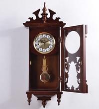 Retro Luxury Bedroom Wall Clock