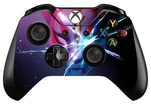 Image 2 - 1Pcสติกเกอร์ผิวสำหรับMicrosoft Xbox One Game Controller Gamepadสติกเกอร์สำหรับXbox One Controllerไวนิล