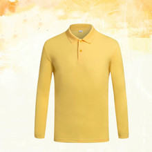 Hot Sale New Fashion Brand Men Polo shirt Solid Color long sleeve Slim Fit Shirt Men Cotton polo Shirts Casual Camisa Polo 3XL