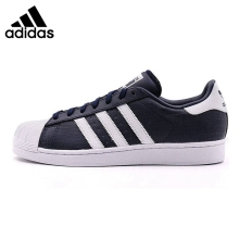 Original New Arrival Adidas Originals Superstar Unisex's Skateboarding Shoes Sneakers