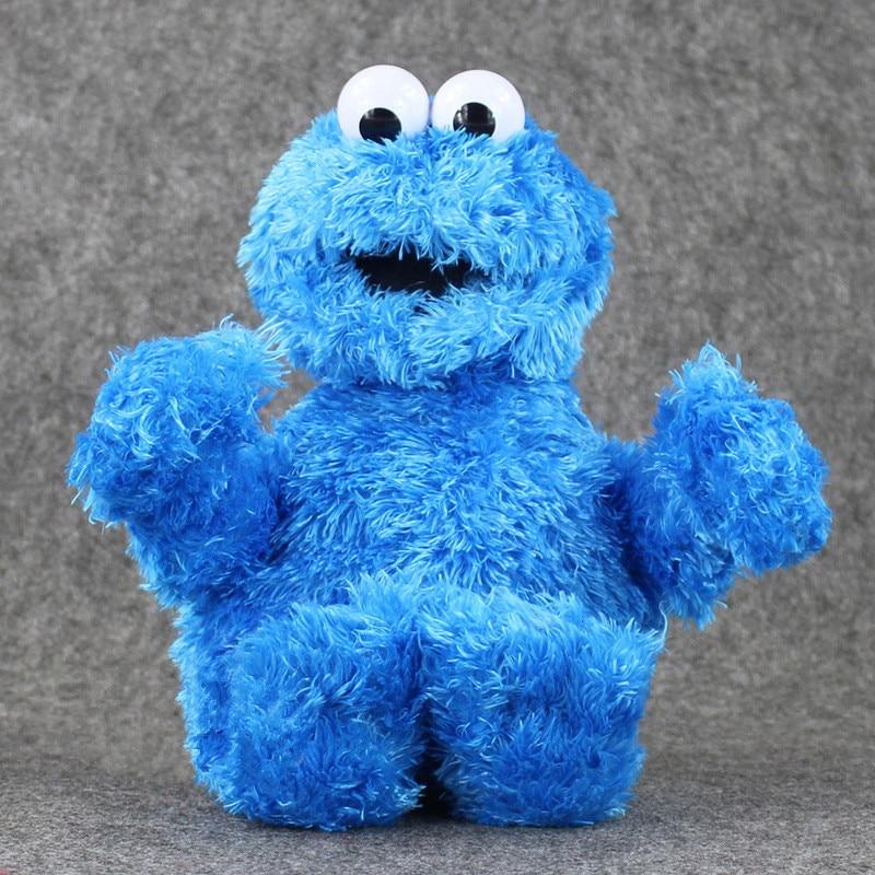 30Cm Anime Kawaii Baby Gift Official Sesame Street Cookie