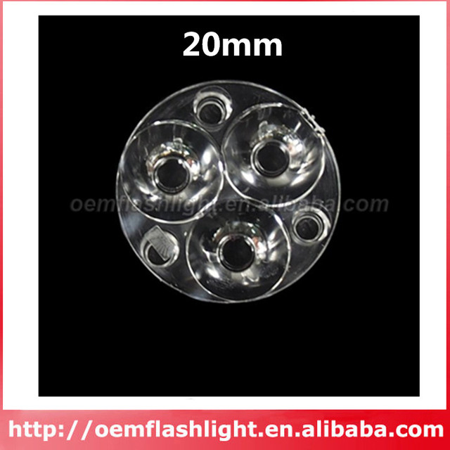 3-in-1 20mm Optical Lens - 1 Piece