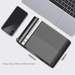 Image 2 - BYINTEK K9 Mini 720P 1080P LED Portable Micro Home Theater Projector Beamer(Optional Multi Screen For Iphone Ipad Phone Tablet)
