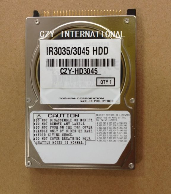 For Canon IR3025 IR3030 Compatible font b Harddisk b font Copier HDD for Canon HDD